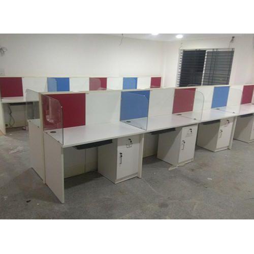 Smart Desk 1050 X 700 Mm Designer Modular Office Furniture