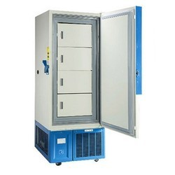 Stainless Steel Ultra Temperature Freezer
