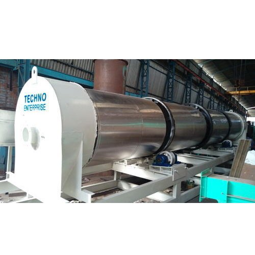 Industrial Rotary Dryer Machine