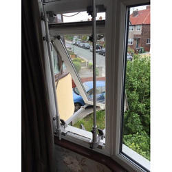 UPVC Window Repair Service, Dimension / Size: Min. 50 Sq.ft