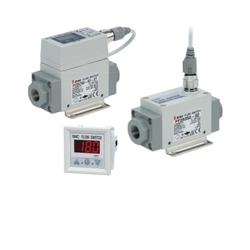 SMC Digital Flow Switch For Air PF2A