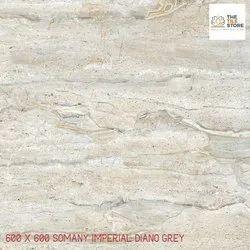 600 x 600 Somany Imperial Diano Grey