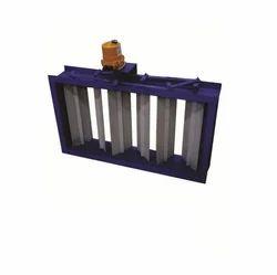 Electric Actuator Operated Multi Louver Damper