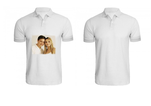 Sublimation T Shirts - Collar T-Shirt Manufacturer from Kolkata