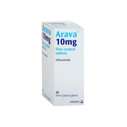 Arava 10 Mg Tablets