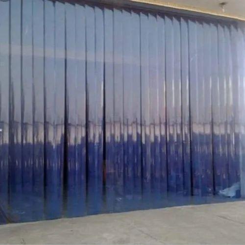 Plastic 3mm Pvc Strip Door Curtains