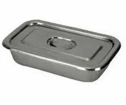 STANDARD STEEL Stainless Steel Instrument Trays, Model: IT01, for Hospital