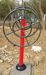 SNS 819 Arm Wheel Outdoor Gym  Equipment