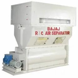 Ms Air Separator With Vacuum Wheels