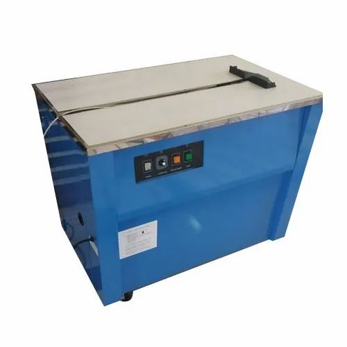 Arrow Pack Single Phase Semi Automatic Box Strapping Machine, Model Name/Number: Arrowpack, 230V
