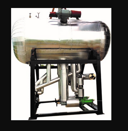 Manufacturer of LP Receiver & Inter Cooler by Indus Refrigeration