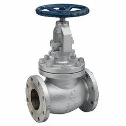 ZK Engineering Carbon Steel Globe Valve Ci. Ms. Ss. Body, Size: 15-1200 Mm