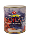 Surfa Coral Synthetic Enamel Paint