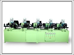 Pipe Tube Polishing Machine