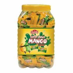 Mango Candy Jar