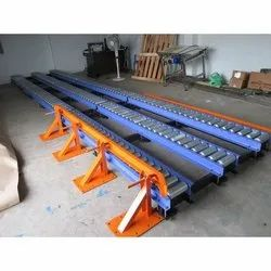 Industrial Roller Conveyor Systems