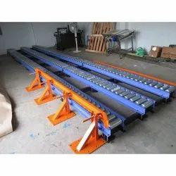 Industrial Roller Conveyor Systems