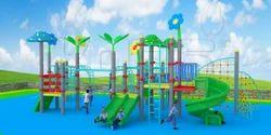 Outdoor Playground Equipment KAPS 2208