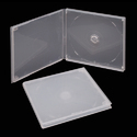 Plastic Square CD Case