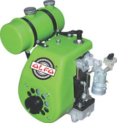 1.5 Hp And 3 Hp Petrol Start Diesel/Kerosene Run Vertical Air Cooled Diesel Engine