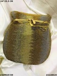 Bridal Ethnic Potli Batua Bag