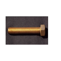 BROWN ROUND & HEXAGONAL Bronze Bolts, for Industrial