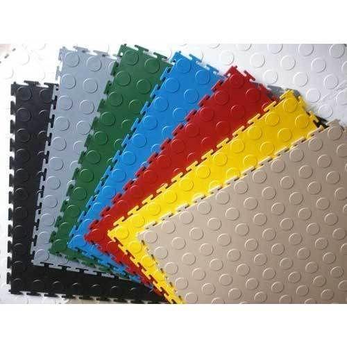 Rubber Tile - Gym Rubber Tile Manufacturer from Delhi