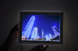 LED Magnetic Frame