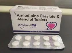 Amlodipine 5mg Atenolol 50mg