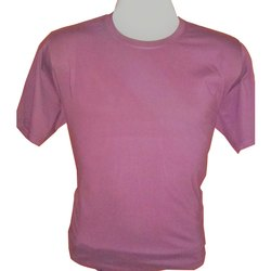 Mens Half Sleeves Cotton T-Shirt