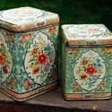 Decorative Tin Boxes