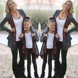 Copy Black with Plaid Vest