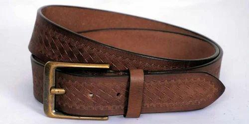d8c4748e7 Men Leather Brown Belt
