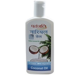 Patanjali Coconut Hair Oil, Pack Size: 200 Ml, for Parlour