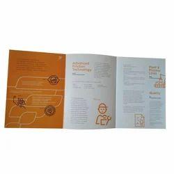 Offset Printed Leaflet