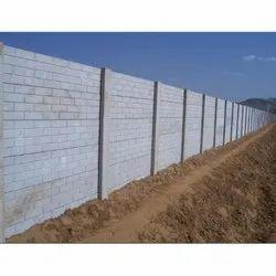 Prefab Boundary Wall