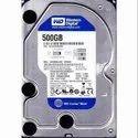500GB Western Digital Hard Disk