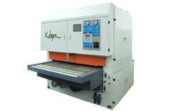 Three Head Wide Belt Sanding Machine  (ki-1300-rp-rp-b)