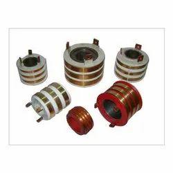 AC-DC Motor Copper Slip Ring Unit For HT & LT Motors