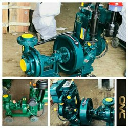 Centrifugal Water Pump Set, Water Cooled, 4 to 12 HP