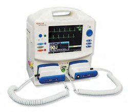 Defigard 400 Biphasic Multi-parameter Defibrillator