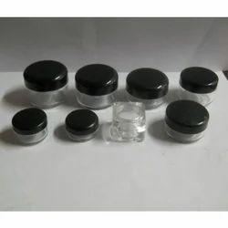 Acrylic Cosmetic Cream Jars