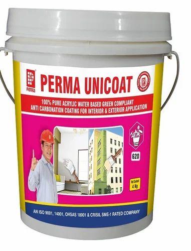 Waterproof Elastomeric Coating Paint