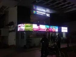 Big Screen Outdoor LED