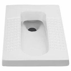 White Ceramic Toilet Seat