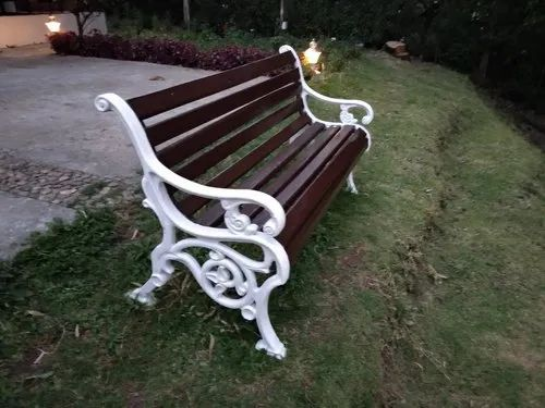 Outstanding Cast Iron Benches Cast Iron Bench Manufacturer From Coimbatore Caraccident5 Cool Chair Designs And Ideas Caraccident5Info