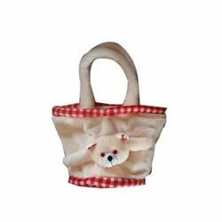 Soft Teddy Hand Bag
