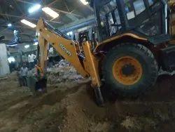 Backhoe loader rental, Bahadurgarh