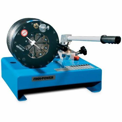 Finn-Power Hose/Pipe Crimping Machine P20HP Hose Crimping
