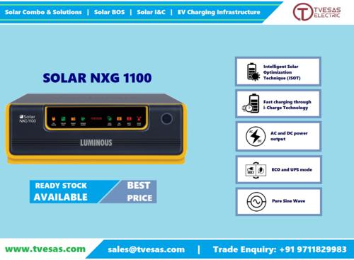 Luminous Solar Inverter NXG 1100